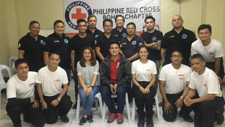 CHARL members complete Red Cross SFA-BLS Training