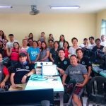 CHARL conducts Ham Radio Seminar at Totolan National High School